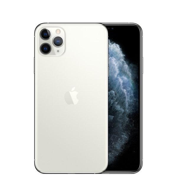 Apple iPhone 11 Pro Max de 64 GB  Prateado