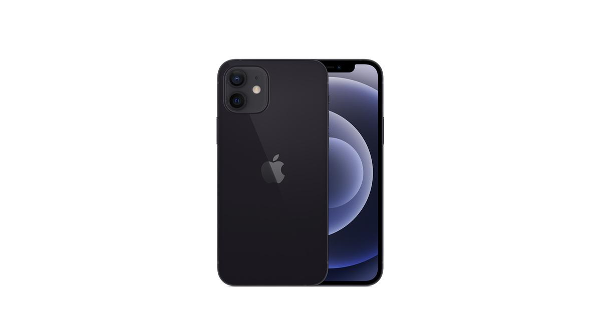 Celular Smartphone Apple iPhone 12 256gb Azul - 1 Chip