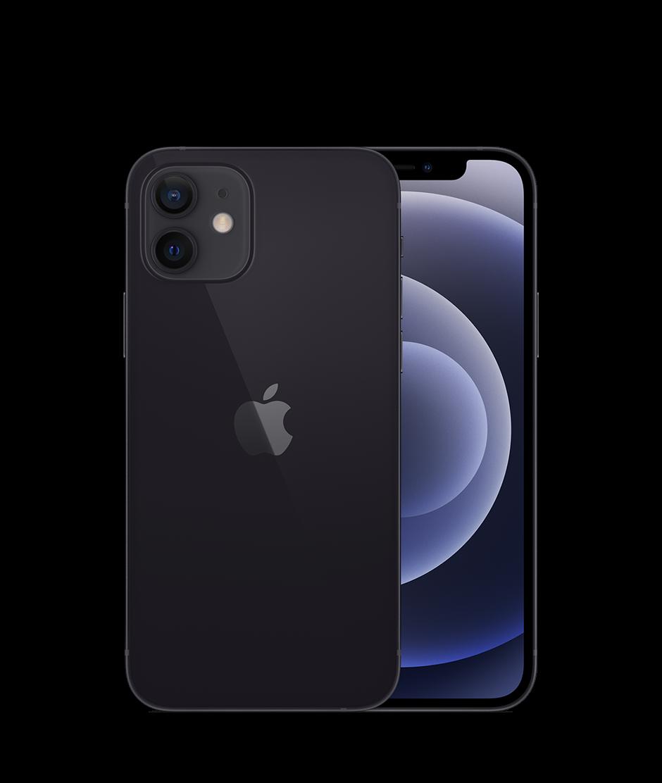 Iphone 12 128gb Black At T Apple