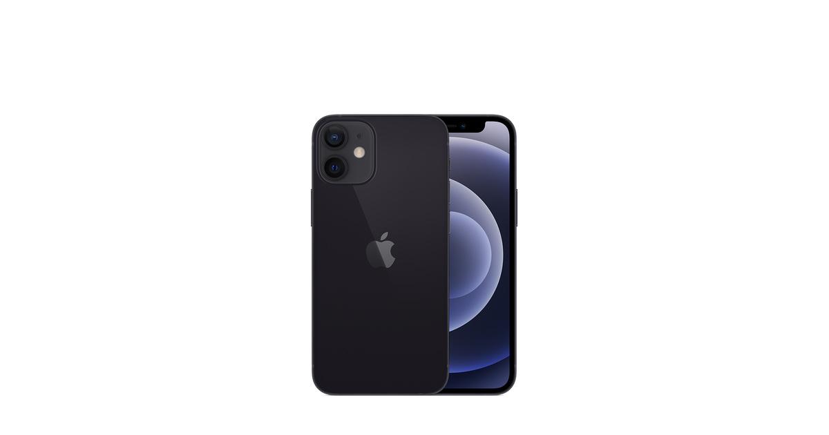 Celular Smartphone Apple iPhone 12 Mini 256gb Azul - 1 Chip