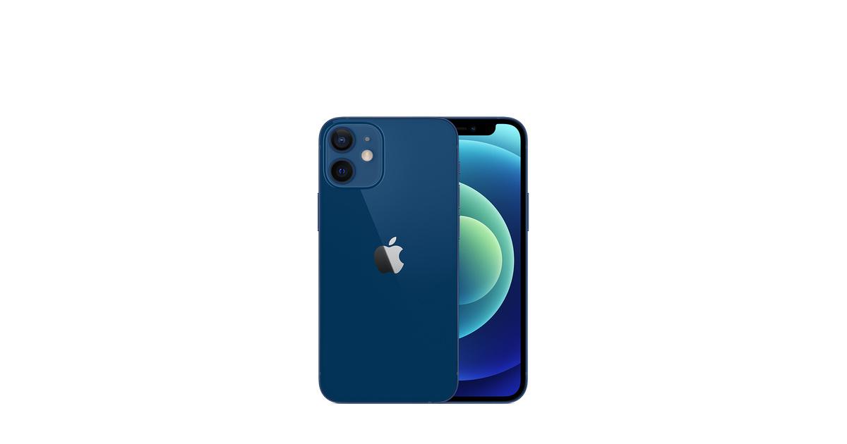 Celular Smartphone Apple iPhone 12 Mini 128gb Verde - 1 Chip