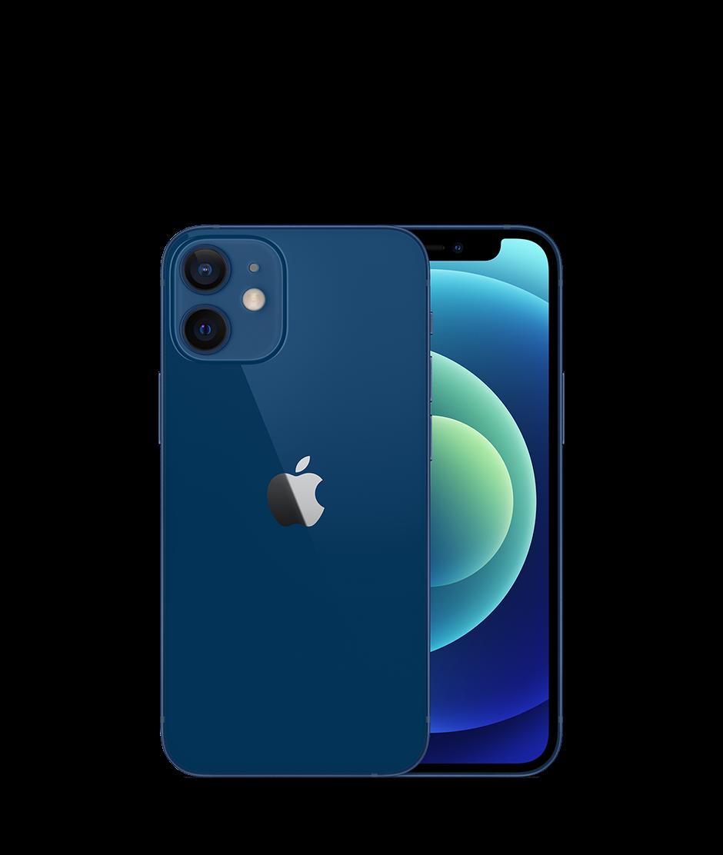 Iphone 12 Mini 64gb Blue At T Apple