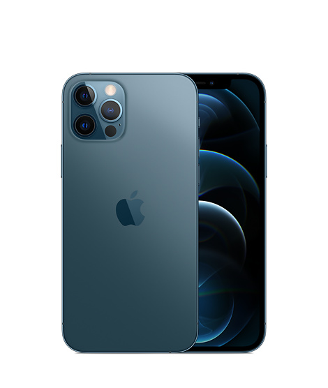 iPhone 12 Pro de 128 GB – Azul-Pacífico - Apple (BR)