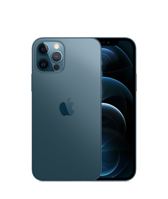 iPhone 12 Pro 128GB Pacific Blue - Apple (CA)