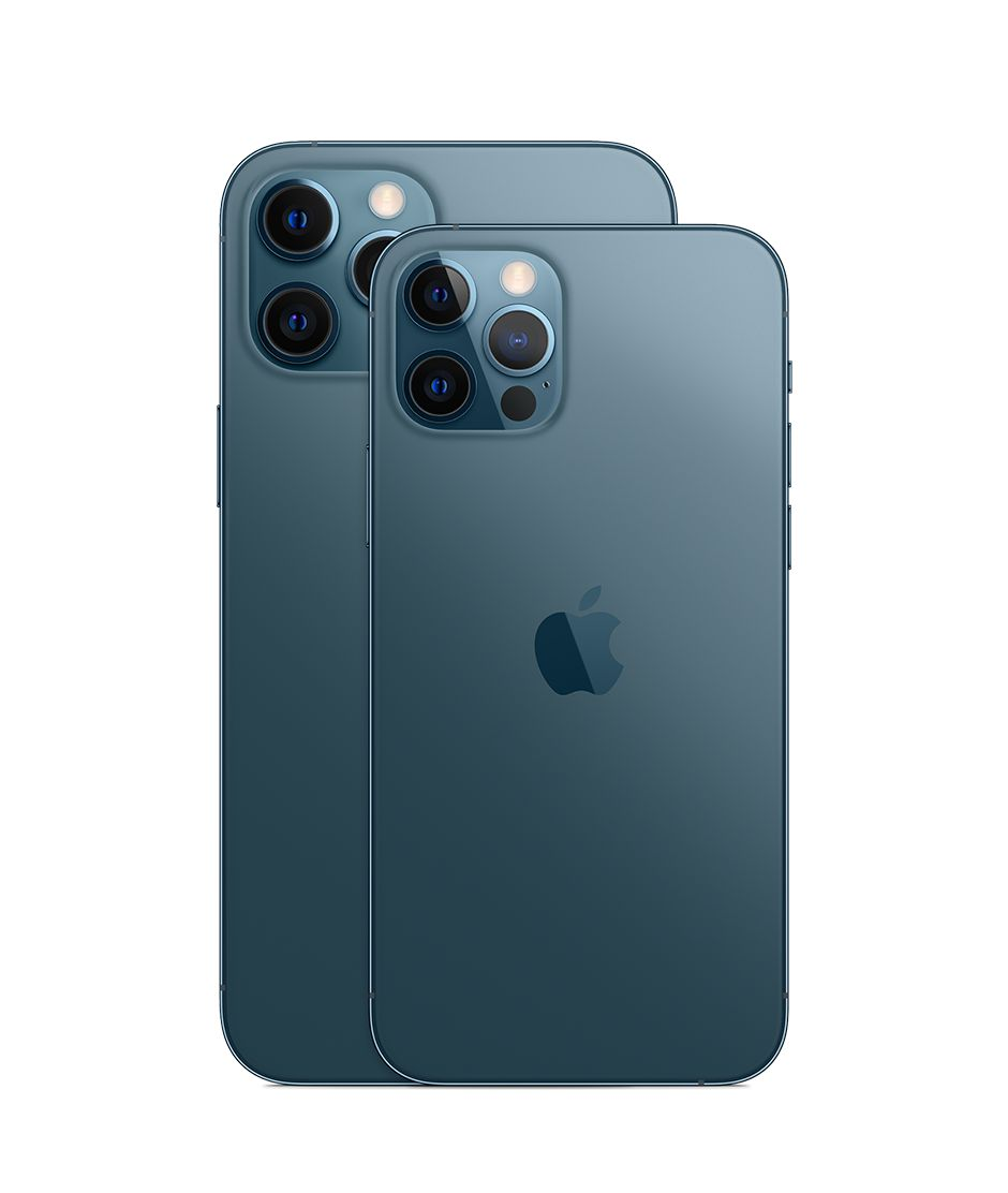 Buy Iphone 12 Pro And Iphone 12 Pro Max Apple