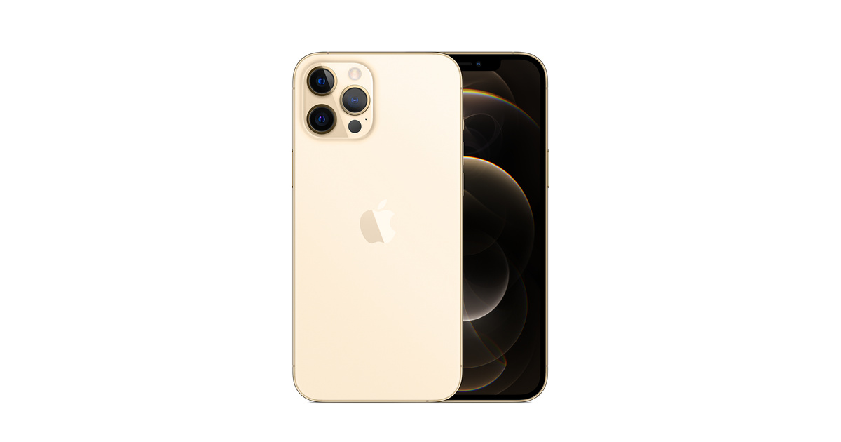 Iphone 12 Pro Max 256gb Gold Apple