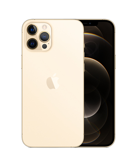 iPhone 12 Pro Max 128GB Gold - Apple
