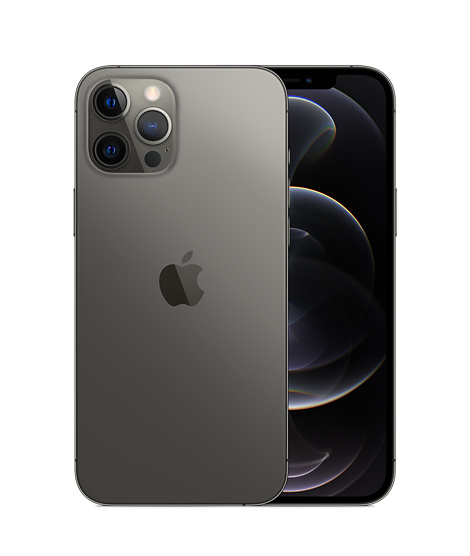 iPhone 12 Pro Max de 512 GB – Grafite - Apple (BR)