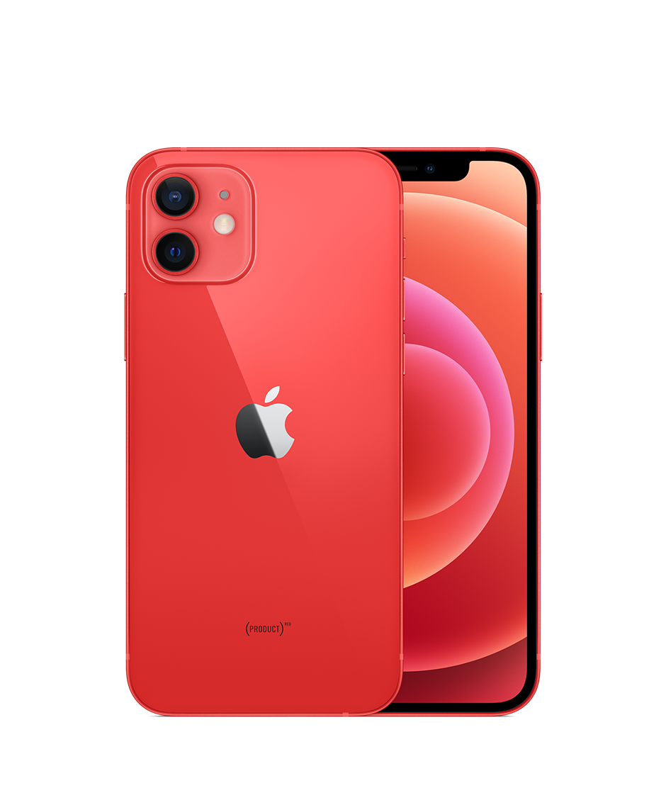 Iphone 12 128gb Product Red Apple