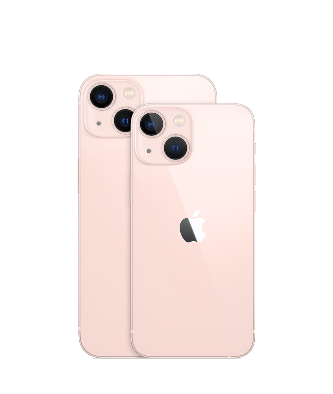 iPhone 13 mini (photo: apple.com)