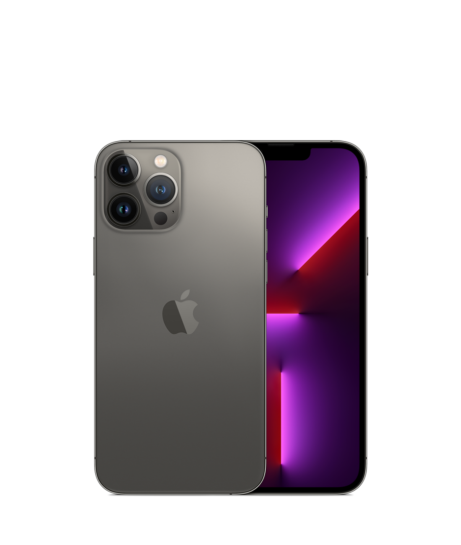 iPhone 13 Pro Max de 1 TB – Grafite - Apple (BR)