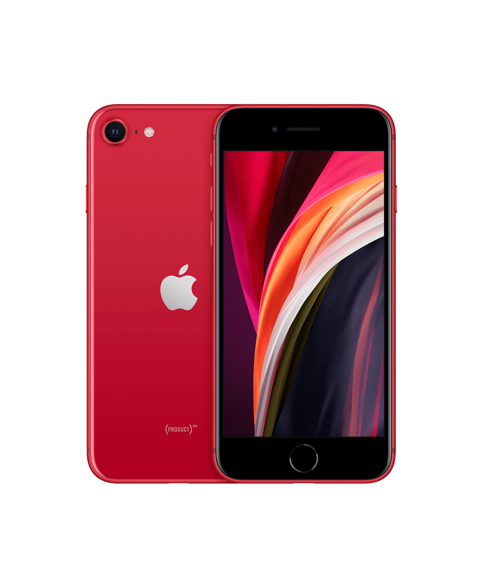 Iphone Se 64gb Product Red Sprint Apple