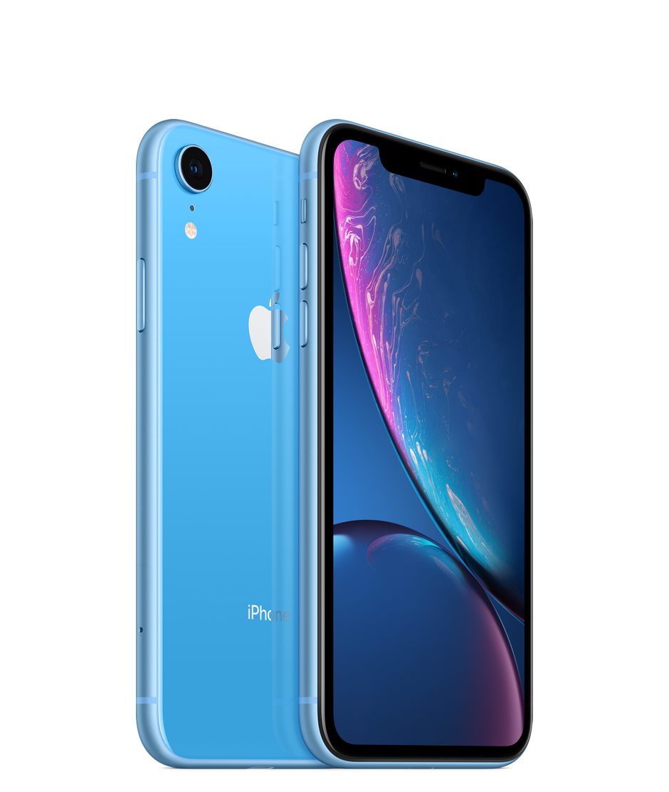 Iphone Xr 128gb Blue At T Apple