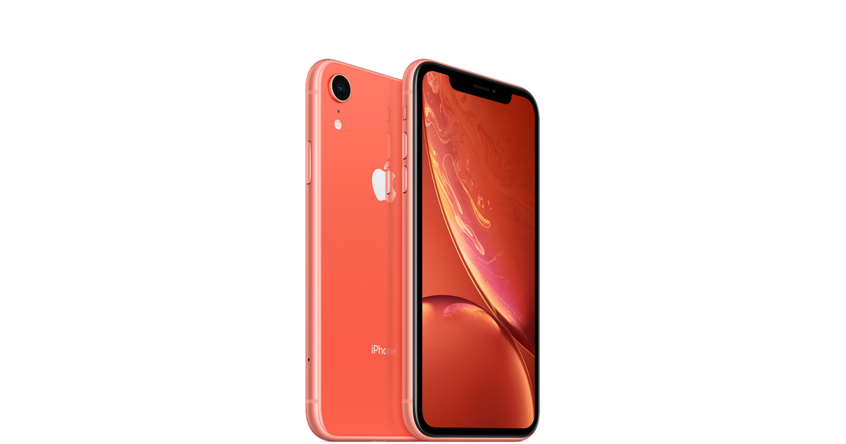 Iphone Xr 64gb Coral T Mobile