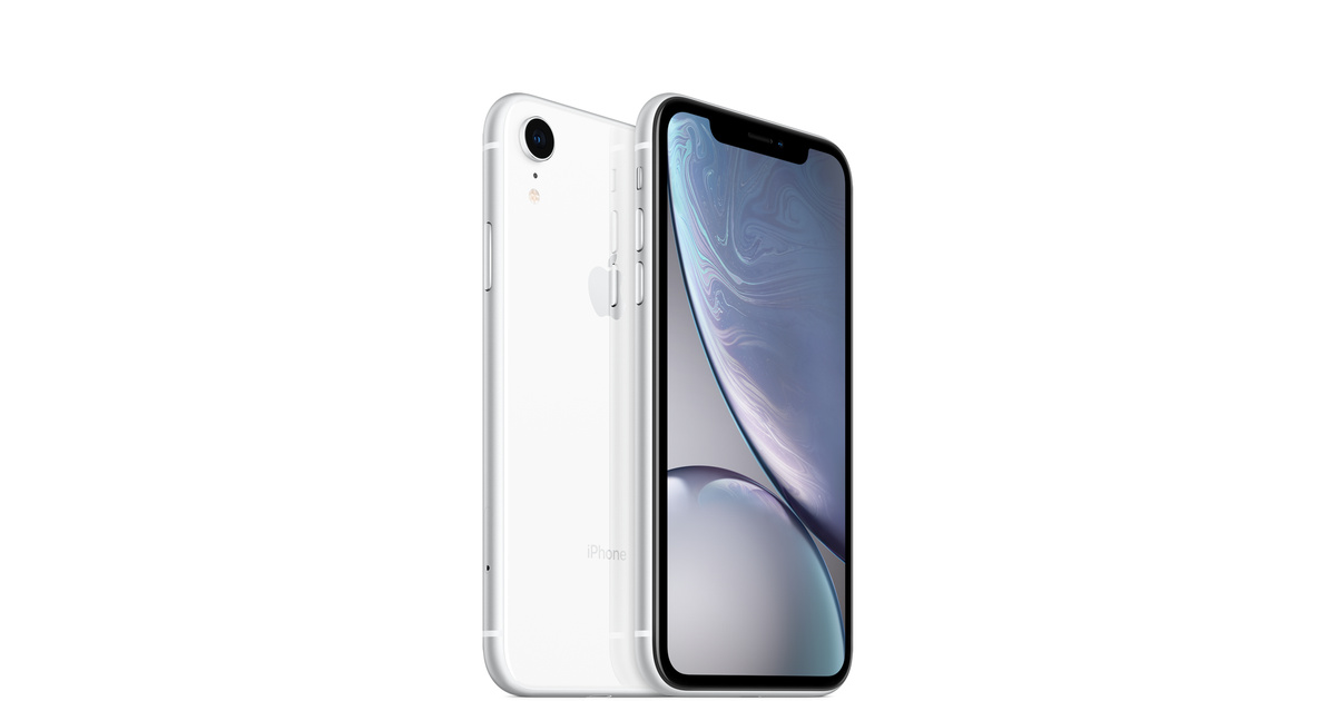 Iphone Xr 64gb White T Mobile Apple