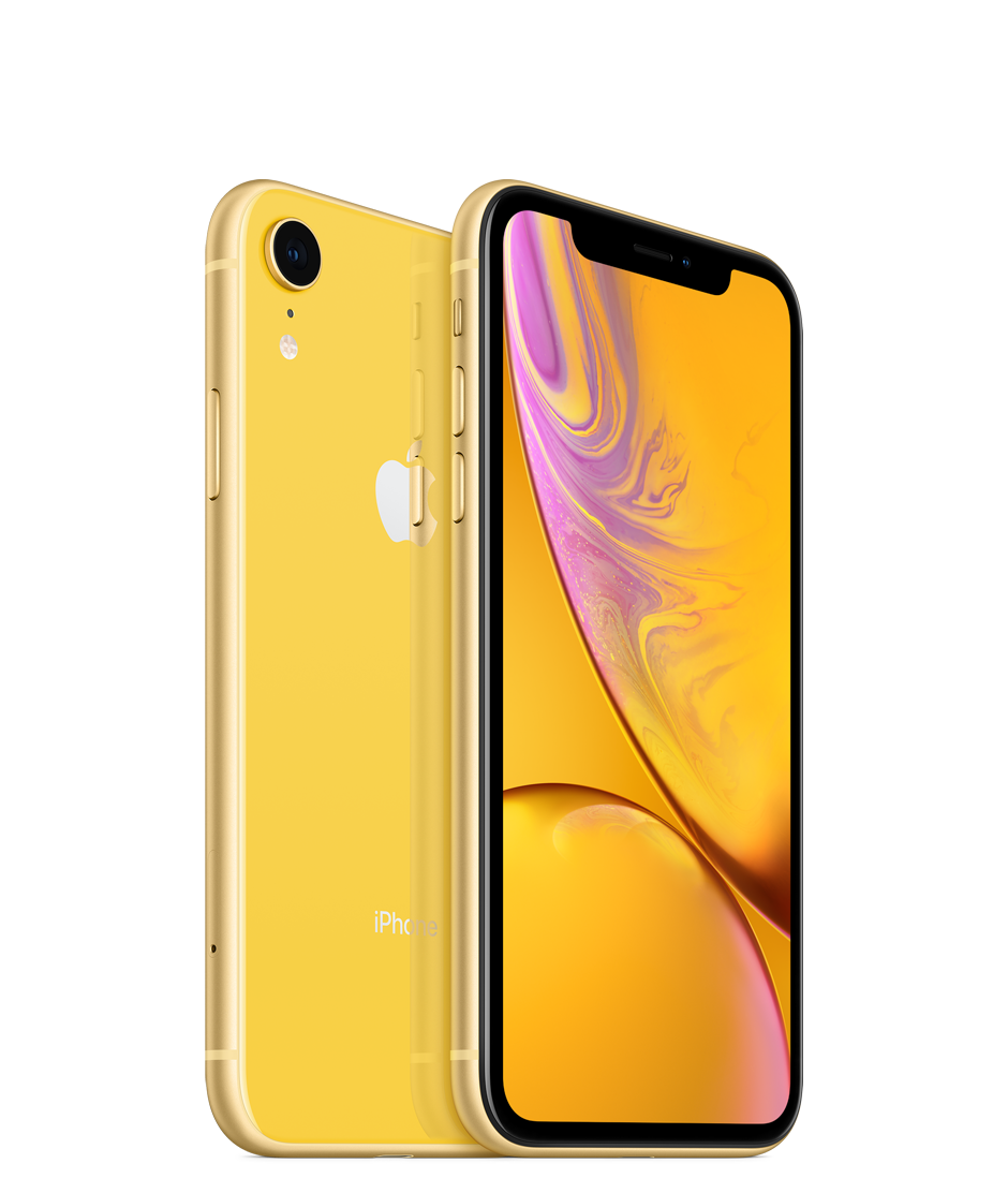 pretty nice 29d66 5a1cf iPhone XR 128GB Yellow AT&T