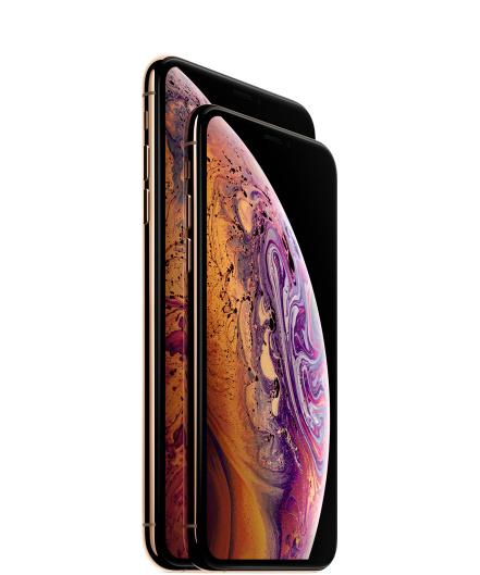 iPhone XS models