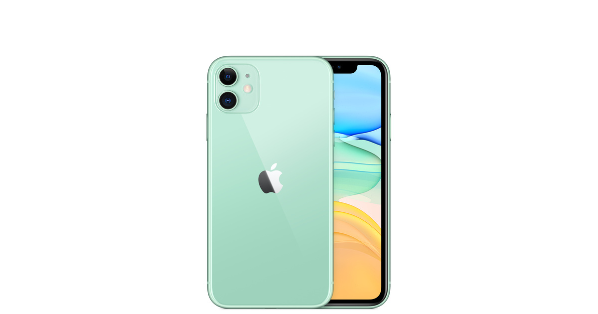 Iphone 11 128gb Green Apple
