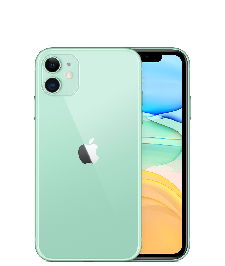 iPhone 11 64GB Green - Apple