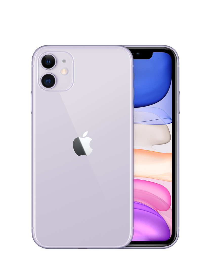 Iphone 11 128gb Purple Apple