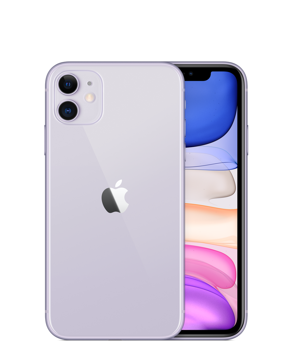 iPhone 11 64GB Purple - Apple