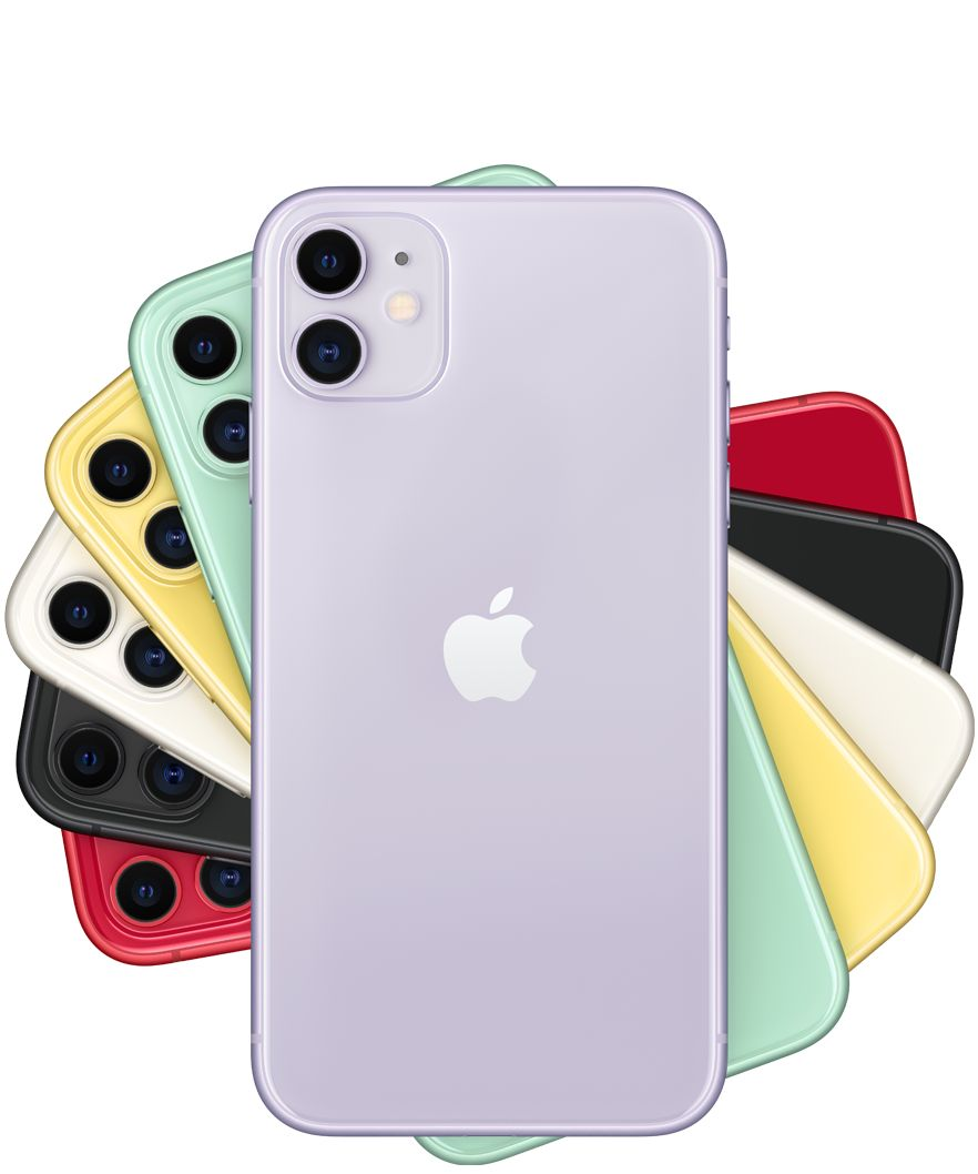 At Your Service iPhone 11 case