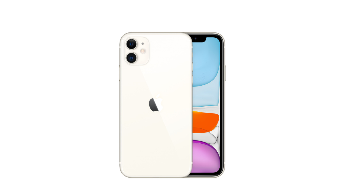iPhone 11 64GB White - Apple