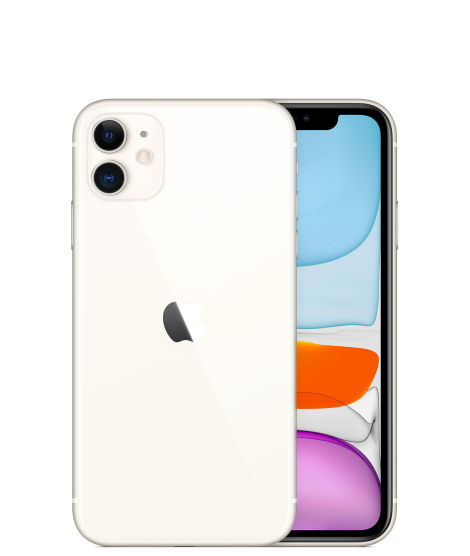 iPhone 11 64GB White - Apple