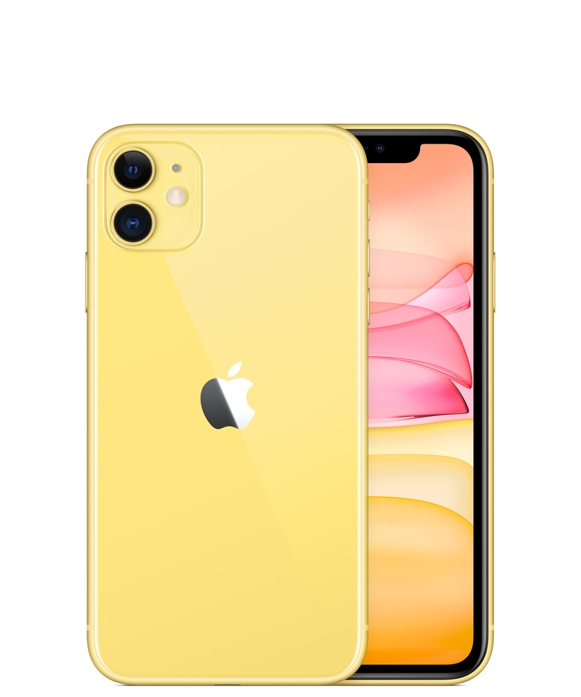 Iphone 11 256gb Yellow Verizon Apple