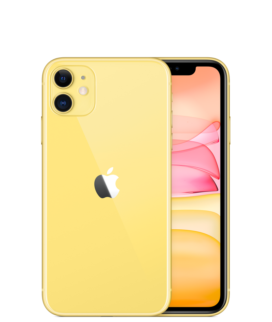 Iphone 11 Yellow Test 6