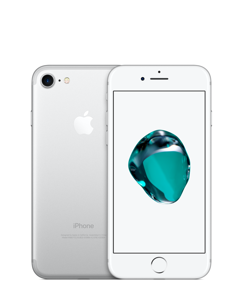 iPhone 7 128GB Silver (GSM) AT&T