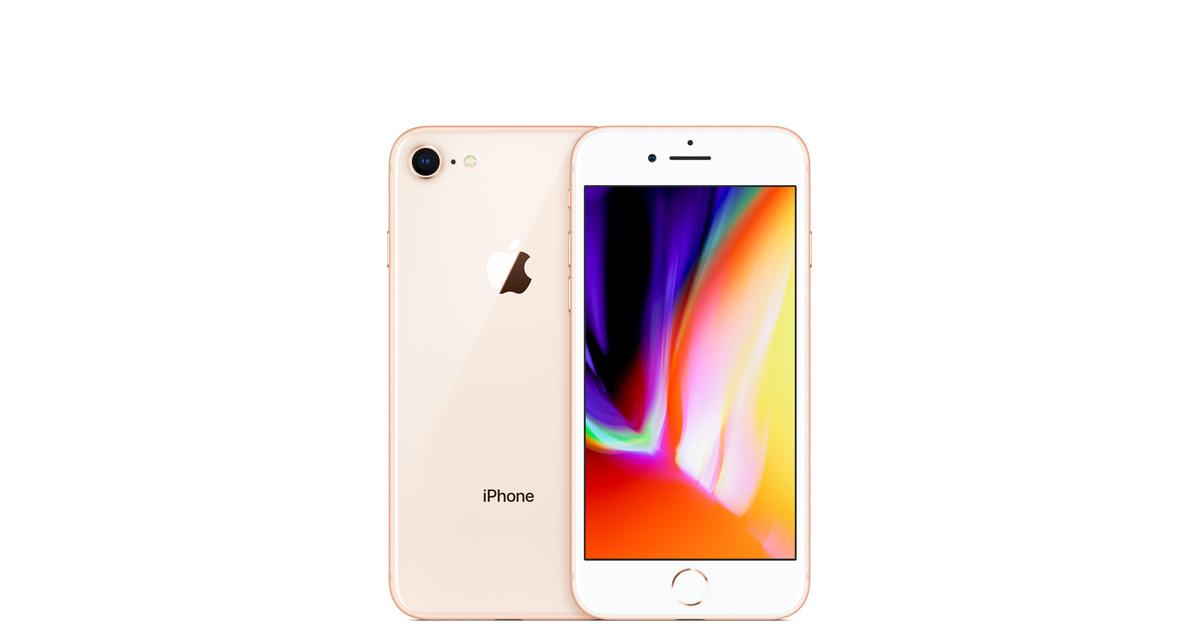 iPhone 8 64GB Gold Unlocked - Apple
