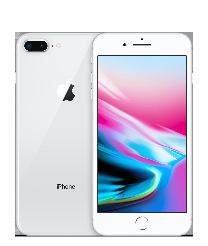 iPhone 8 Plus 64GB Silver Sprint - Apple