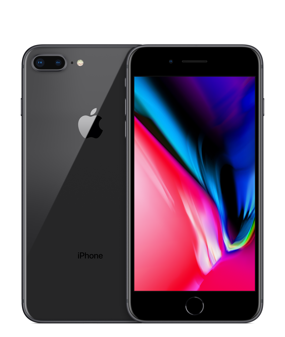 finest selection 2439a 54f5a iPhone 8 Plus 64GB Space Gray