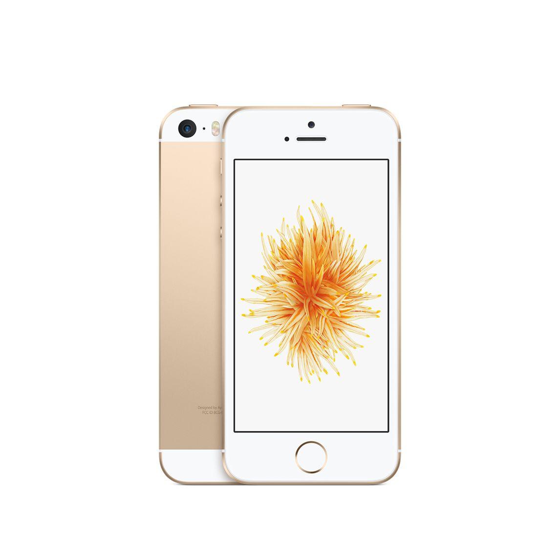 iPhone SE 32GB - Gold (Unlocked)