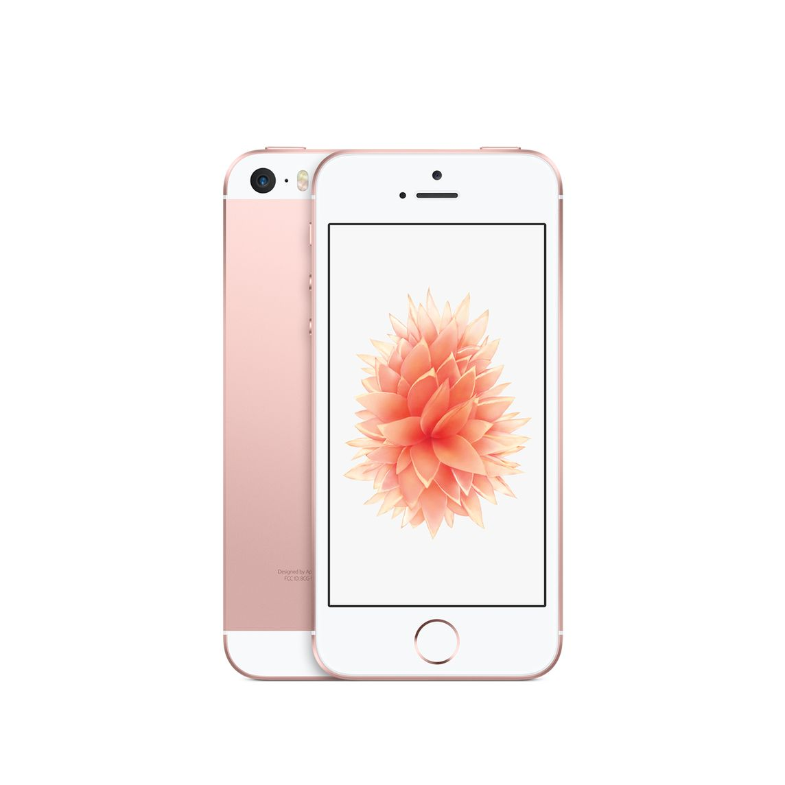 finest selection 89e28 b4cf0 iPhone SE 32GB - Rose Gold (Unlocked)