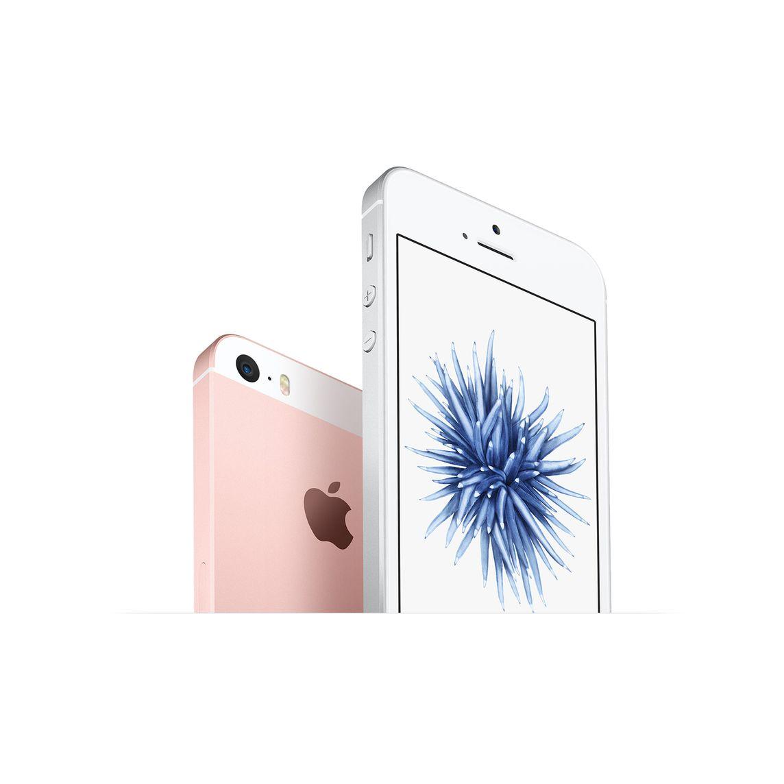 Populære iPhone SE 32GB - Rose Gold (Unlocked) - Apple OO-11