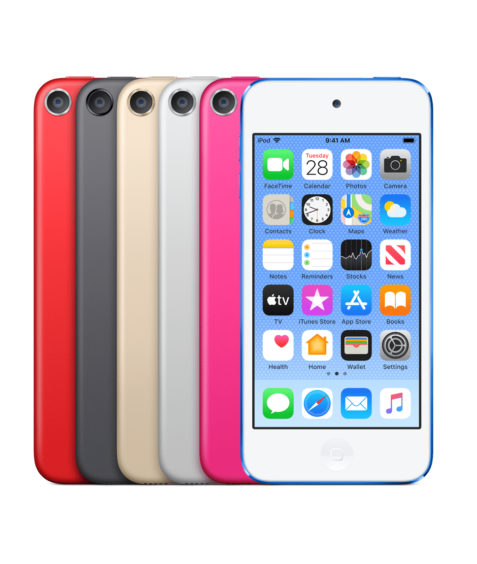 64GB Choose Your Color 32GB Apple iPod Touch 5th or 6th Generation 16GB