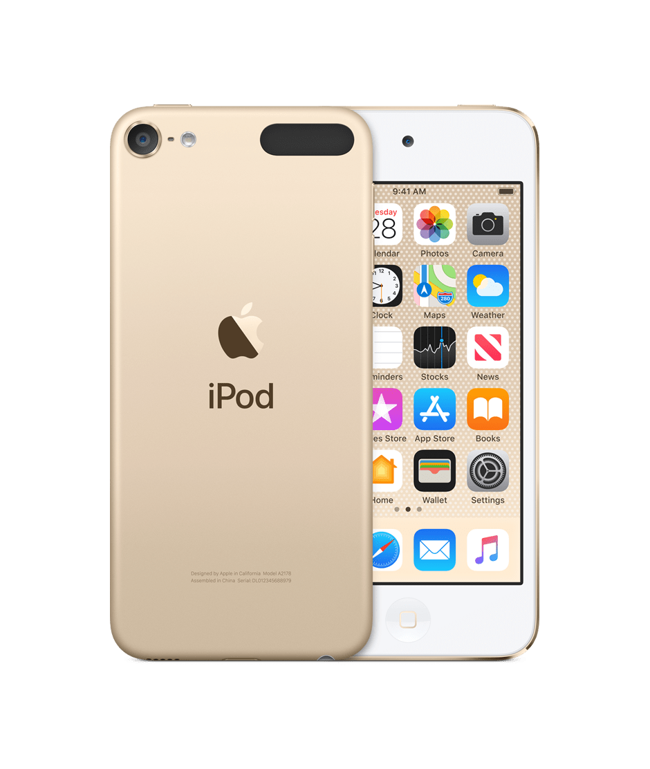sneakers for cheap 5a114 55c2b iPod touch 128GB - Gold