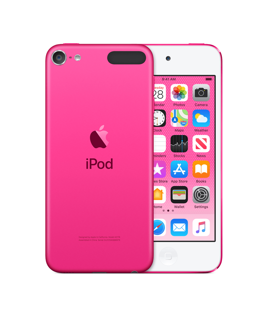 uk availability 34d7f 21191 iPod touch 32GB - Pink