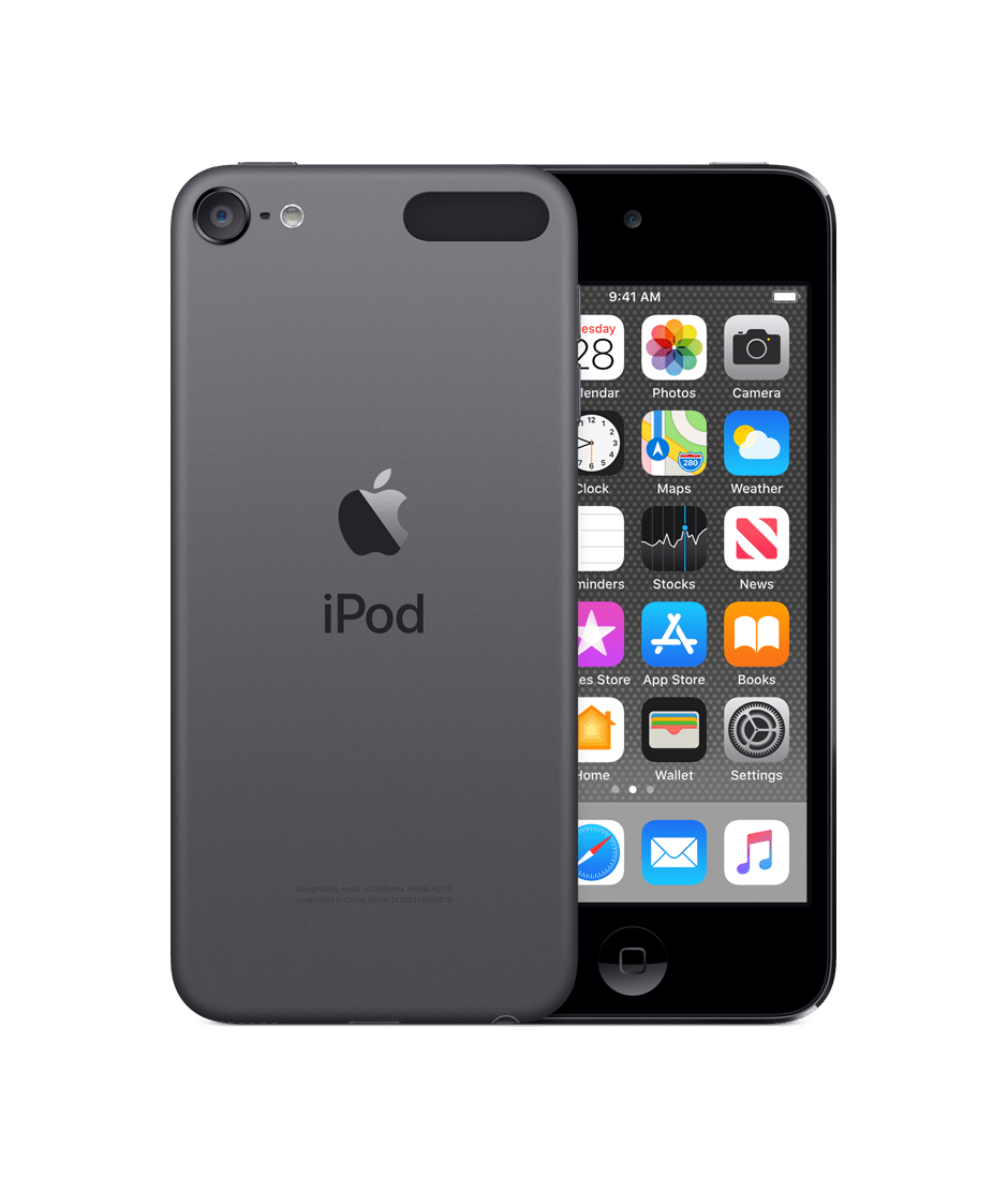 Ipod Touch 128gb Space Gray Apple
