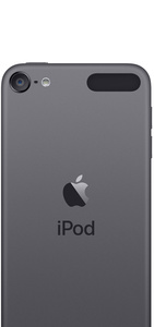 Latest Model Space Grey 7th generation Apple iPod touch 256GB Renewed