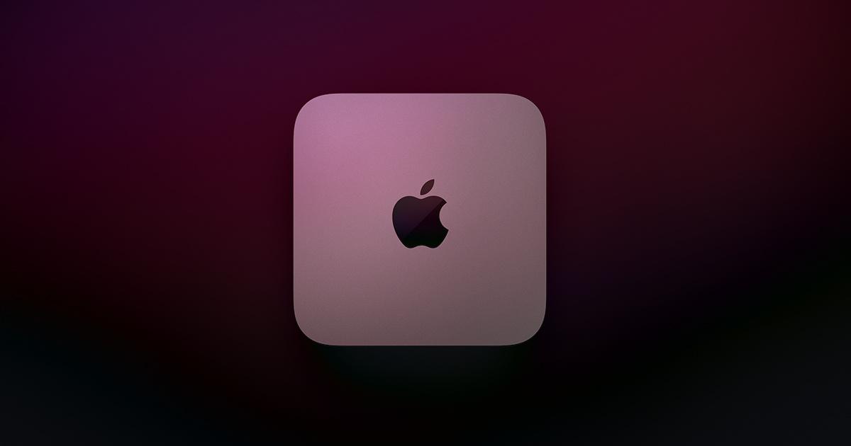 Buy Mac Mini Apple