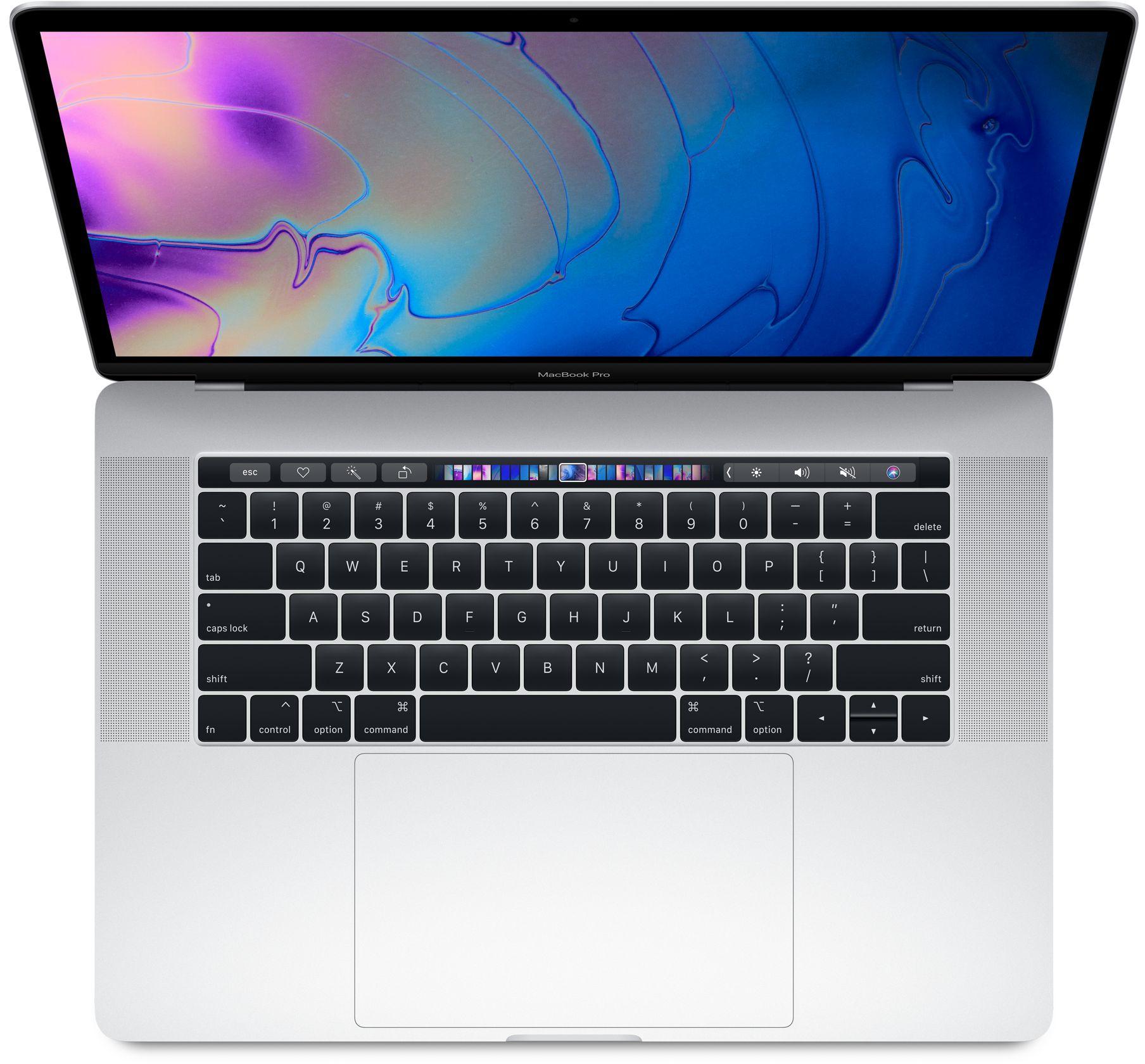 15-inch MacBook Pro - Silver