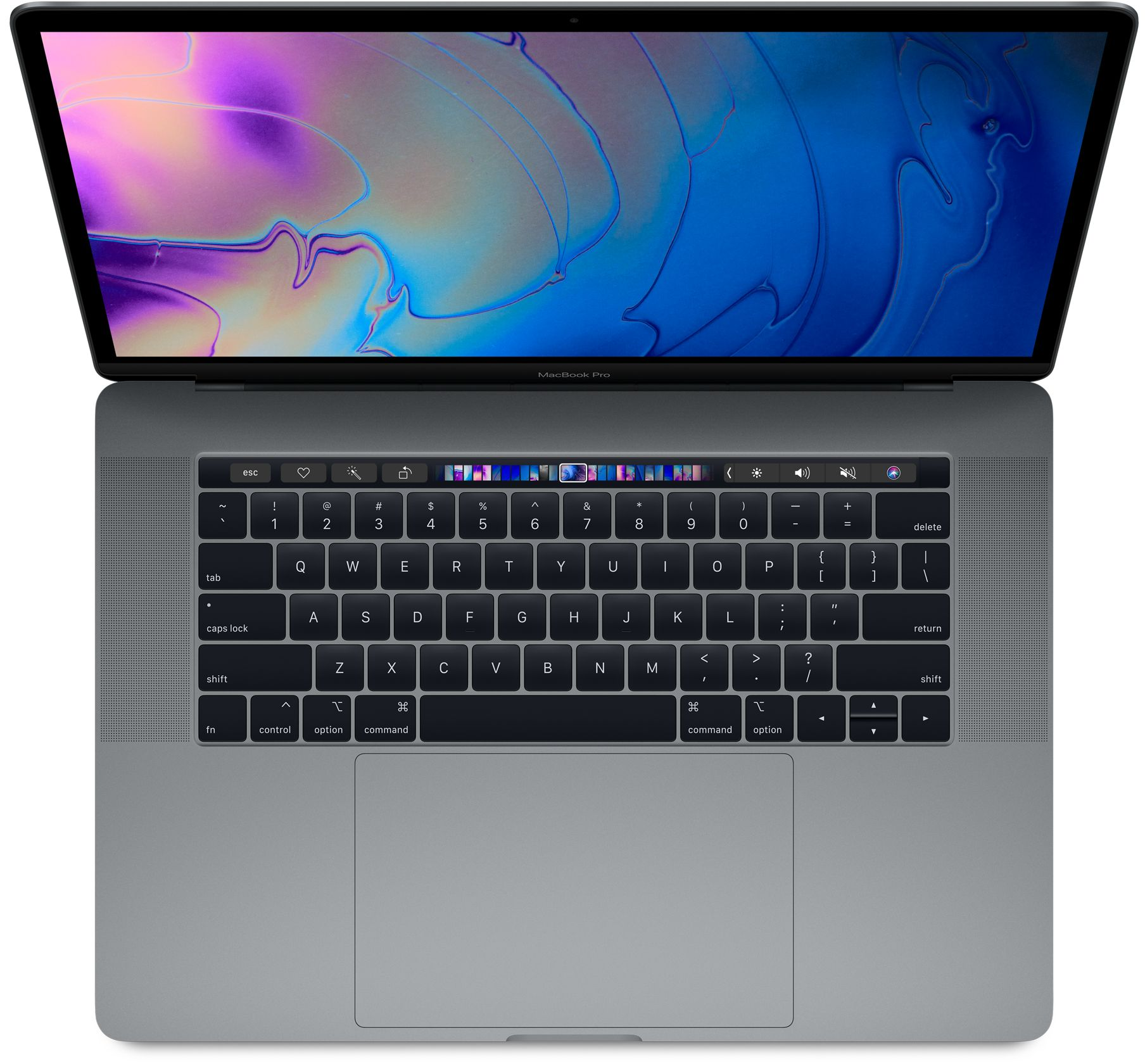 15-inch MacBook Pro - Space Gray