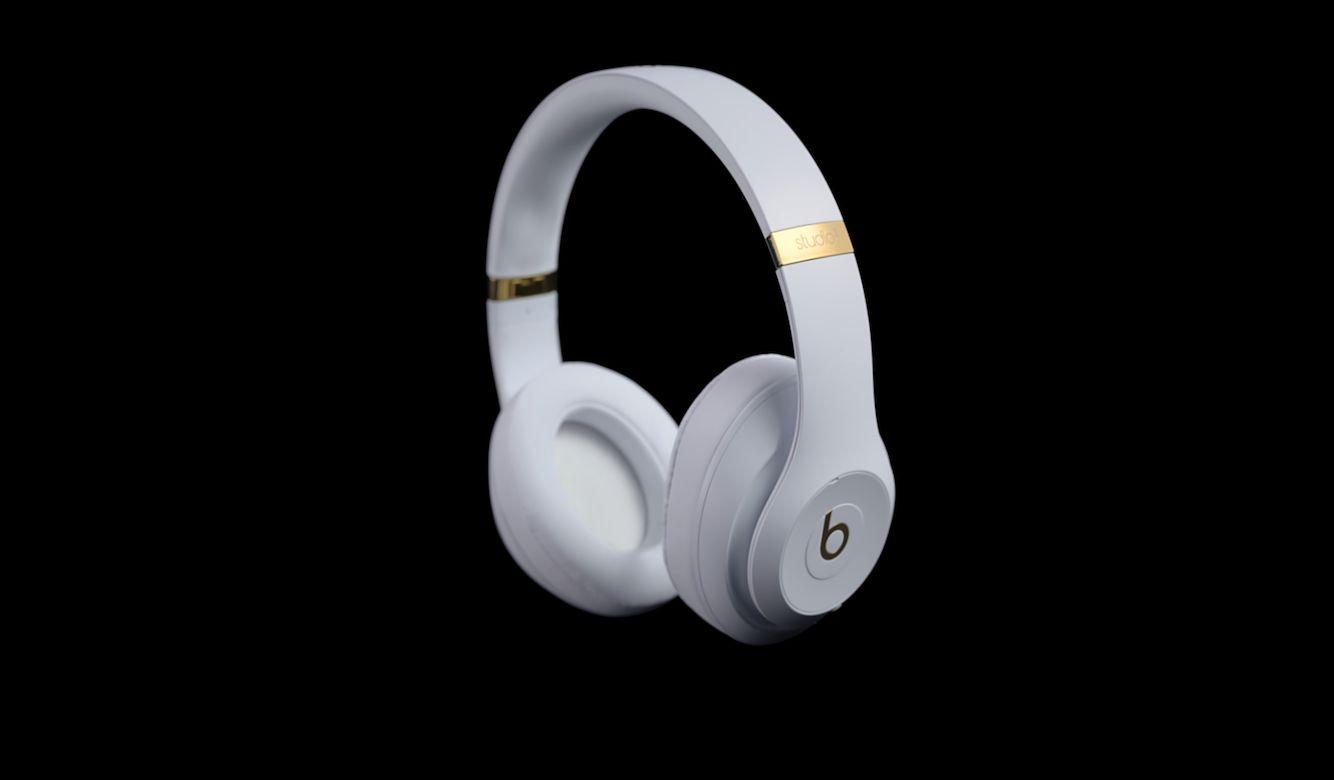 Beats Studio3 Wireless Over‑Ear Headphones - Matte Black