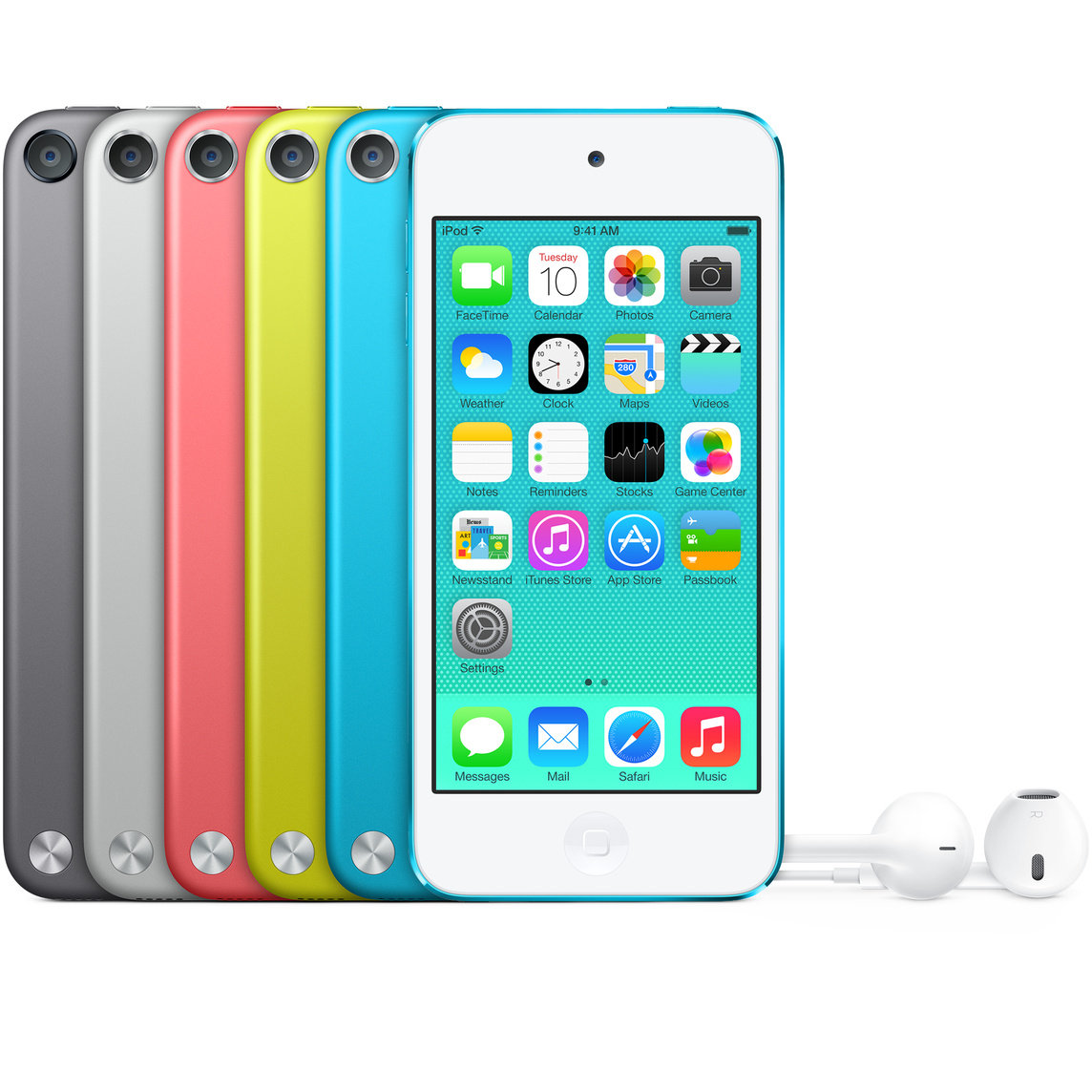 the best attitude 1d425 b4c54 Refurbished iPod touch 32GB - Black & Slate (5th generation)