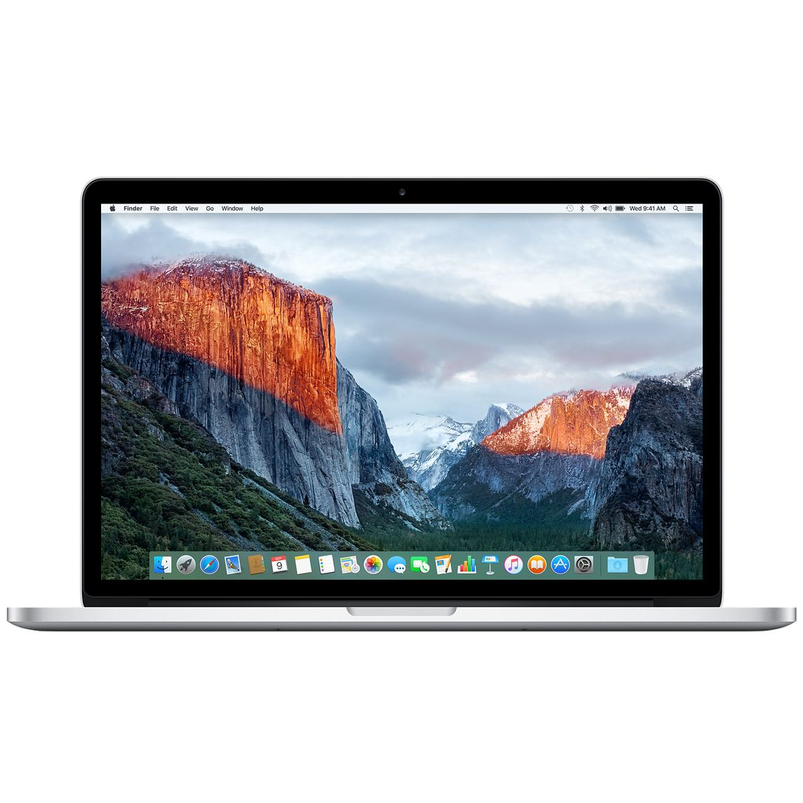 Refurbished 15 4-inch MacBook Pro 2 2GHz Quad-core Intel i7 with Retina  Display