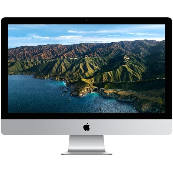 Refurbished 27-inch iMac 3.1GHz 6-core Intel Core i5 with Retina 5K display