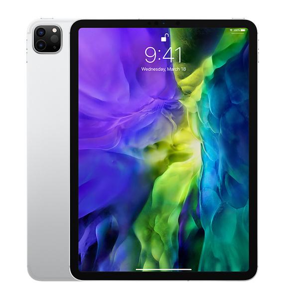 Refurbished 11-inch iPad Pro Wi-Fi + Cellular 128GB - Silver (2nd Generation)